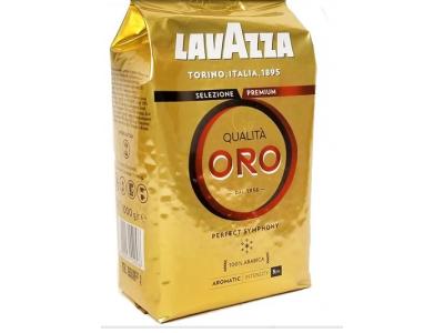 Кофе в зернах Lavazza ORO (Лавацца Оро), 1 кг
